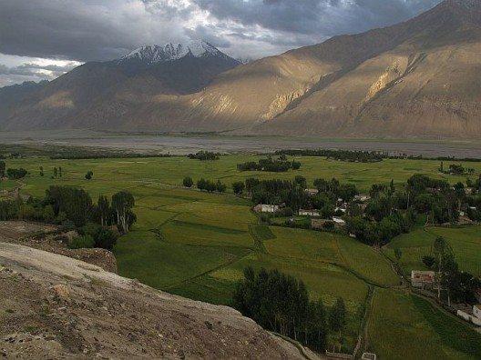 Wakhan Valley - Tadschikistan (Bild: © Heike Pirngruber)