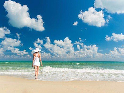 """Die """"Insel der Götter"""", wie Bali auch genannt wird, liegt im Indischen Ozean. (Bild: © Remy Musser - shutterstock.com)"""