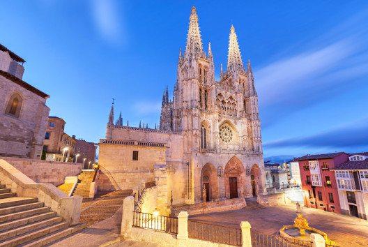 Die Kathedrale von Burgos (Bild: bbsferrari – fotolia.com)