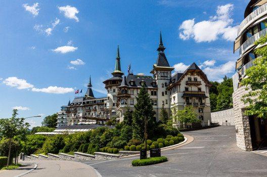 Grand Hotel Dolder in Zürich, Schweiz. (Bild: Oscity – shutterstock.com)