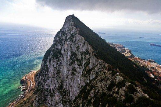 Der Fels von Gibraltar (Bild: © Michal Ninger - shutterstock.com)