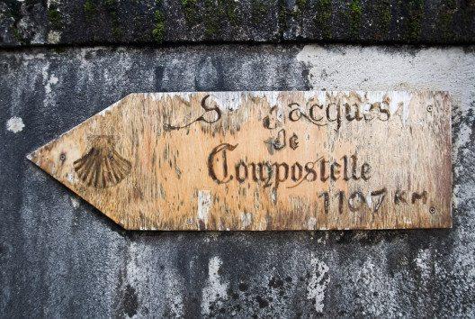 Der Camino Francés in Dordogne, Frankreich. (Bild: Delphotostock – fotolia.com)