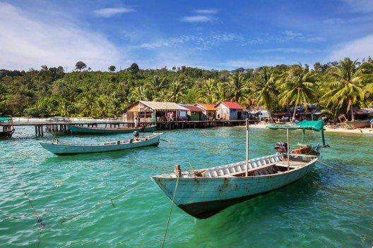 Wer günstig reisen möchte, sollte sich ein günstiges Reiseziel aussuchen. (Bild: © Galyna Andrushko - shutterstock.com)