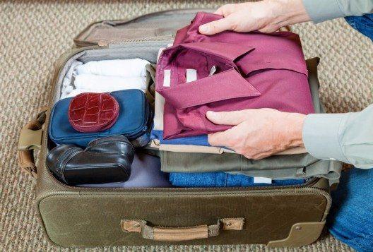 Lassen Sie beim Packen keine Lücken. (Bild: © Alexey Stiop - shutterstock.com)