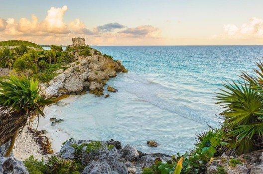 Tulum an der Riviera Maya (Bild: © Anton_Ivanov - shutterstock.com)