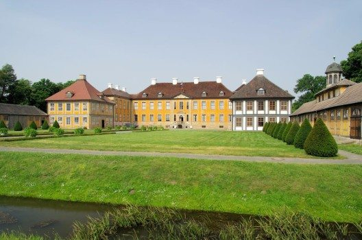 Oranienbaum – ein Stück Holland in Deutschland (Bild: © LianeM - shutterstock.com)