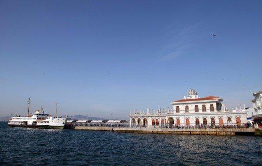 Büyükada oder – übersetzt – die Grosse Insel ist die Hauptinsel des Archipels. (Bild: © Prometheus72 - shutterstock.com)