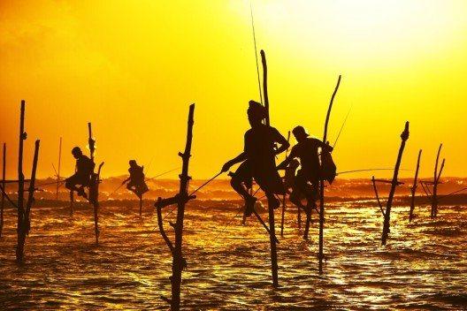 Ebenfalls spektakulär ist es, die Fischer bei ihrer Arbeit zu beobachten. (Bild: © Jaromir Chalabala - shutterstock.com)