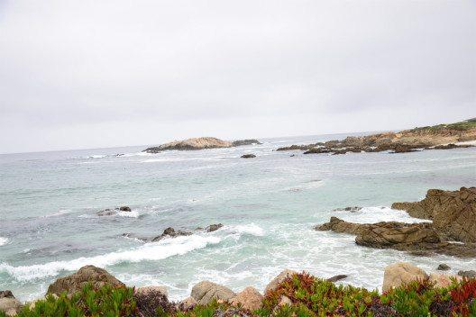 Der 17 Mile Drive in Monterey ist sehr zu empfehlen. (© Marina Sutter)