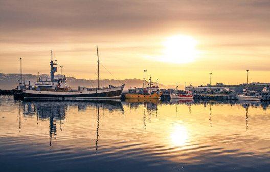 Húsavík gehört zu den Ostfjorden Islands. (Bild: © canadastock - shutterstock.com)