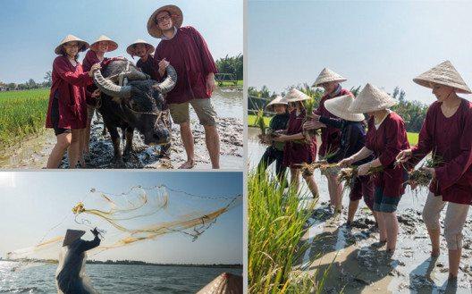 """Auf einer """"Landlife Experience Tour"""" kann man ins Leben der Einheimischen eintauchen. (Bild: © Bettina Hielscher)"""