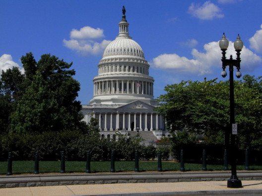 Ein Besuch des US-Capitols darf nicht fehlen. (Bild: © Annkatrin Börgert)