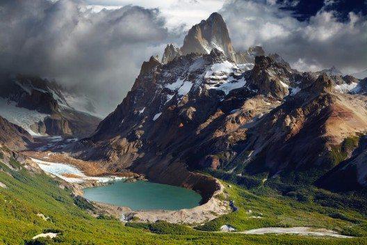 Der Gletscher Perito Moreno (Bild: © Pichugin Dmitry - shutterstock.com)