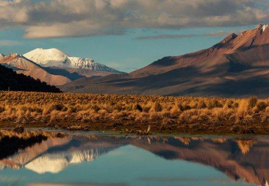 Die hohen Berge Boliviens (Bild: © Galyna Andrushko - shutterstock.com)