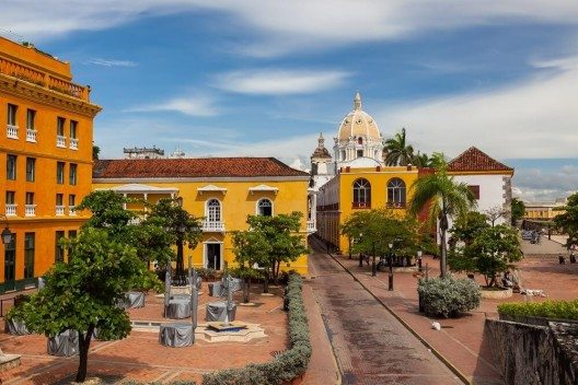 Cartagena ist wie eine kleine Zeitreise in die Vergangenheit, die Zeit scheint hier stehengeblieben zu sein. (Bild: © sorincolac - fotolia.com)