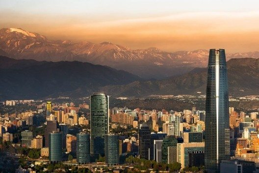 Santiago de Chile (Bild: © Tifonimages - fotolia.com)