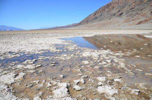 Der Death-Valley-Nationalpark liegt in der Mojave-Wüste. (Bild: © Marina Sutter)