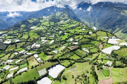 Die beeindruckende Vulkanlandschaften Ecuadors. (Bild: © Ammit Jack - shutterstock.com)