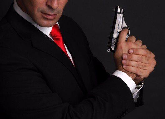 Geheimagenten-Training (Bild: © Richard Peterson - shutterstock.com)