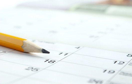 Blockiere für deine Reise sechs Wochen in deinem Kalender. (Bild: ©  sergign - shutterstock.com)