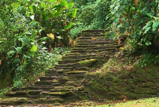 Eine Tour zur Ciudad Perdida ist nicht zu unterschätzen. (Bild: © Ildi - fotolia.com)