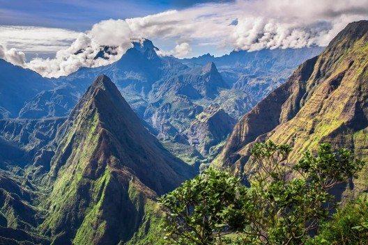 """La Réunion - """"Hawaii des Indischen Ozeans"""" (Bild: © A. Karnholz - fotolia.com)"""
