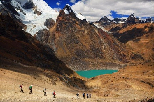 Wer die Berge liebt, wird die Cordillera Blanca lieben. (Bild: © Rechitan Sorin - fotolia.com)