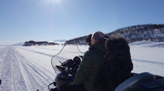Snowmobilfahren in Island (Bild: © skogstrollet - fotolia.com)