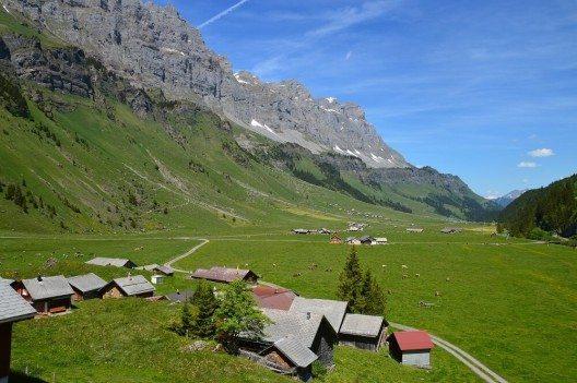 Urnerboden, die grösste Schweizer Alp (Bild: © shorty25 - fotolia.com)