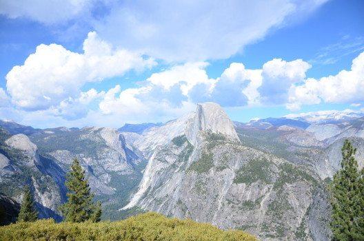 Der Yosemite Park ist einfach grandios. (Bild: © Marina Sutter)