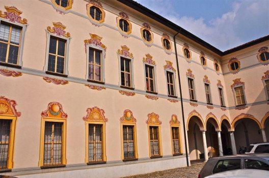 Palazzo Pollini in Mendrisio (Bild: WPestana, Wikimedia, CC)
