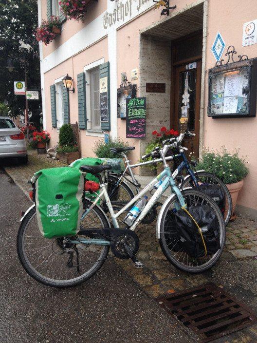 Mit dem Fahrrad von München nach Verona - eine Tour, die sich lohnt. (Bild: © Stefanie Hertel)