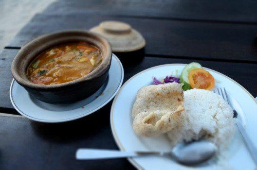 Asiatische Currys sind gesund und lecker und meistens ziemlich scharf. (Bild: © Julia Schattauer / bezirzt.de)