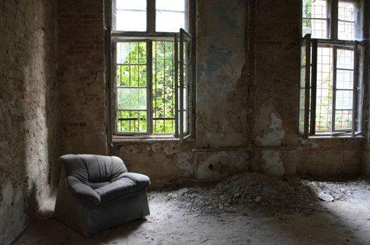 Lost Places sind eine Spielweise für Fotografen. (Bild: © Julia Schattauer / bezirzt.de)