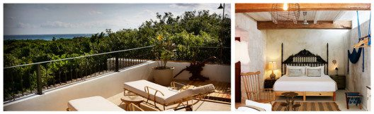 Hotel La Semilla, Playa del Carmen, Mexiko (Bild: © Design Hotels™)