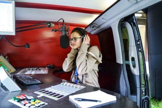 Neben Sport wird in Fiesch auch Radio gemacht (Bild: © Stadt Zürich)
