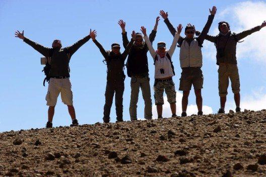Ein Reisender ist ein Experte im Networking (Bild: © auremar - shutterstock.com)