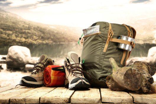 Auf wenig beschränken ist nicht nur auf Reisen eine gute Idee. (Bild: © S_Photo - shutterstock.com)