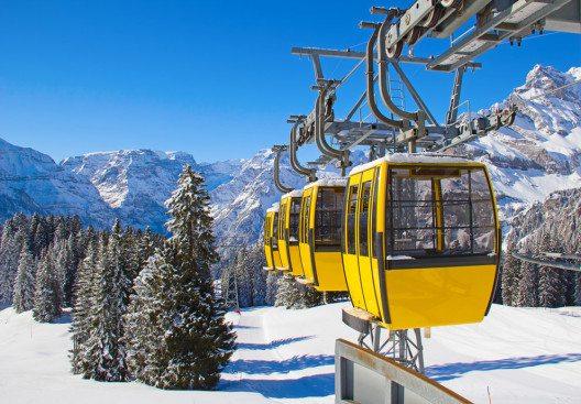 In fast 80 Prozent der Wintersportorte bleiben die Preise der Liftanlagen unverändert. (Bild: Fedor Selivanov / Shutterstock.com)