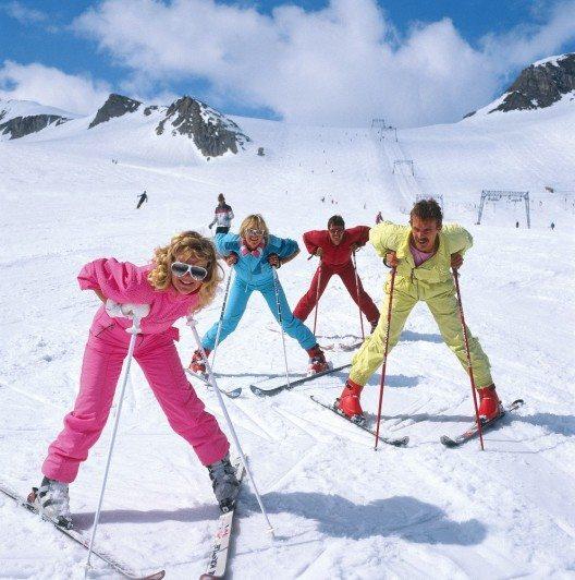 Die 80er Jahre prägten die Geschichte des Wintersports in vielerlei Hinsicht. (Bild: © Kitzsteinhorn)