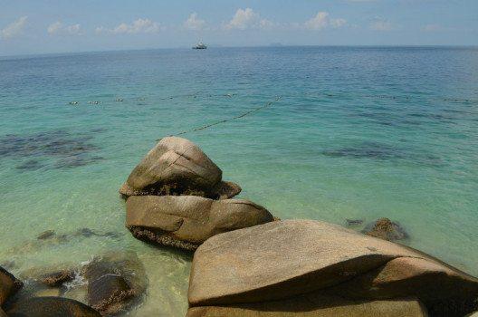 Die Perhentian Islands in Malyasia. Ein Paradies. (Bild: © Julia Schattauer / bezirzt.de)