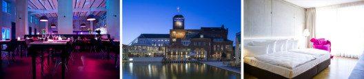 Factory Hotel, Münster, Deutschland. (Bild: Design Hotels (TM))