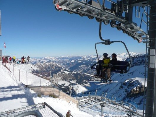 In der Region Gstaad Mountain Rides startet am 31. Oktober die Wintersaison.
