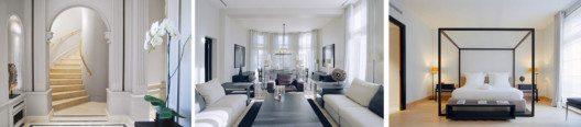 La Réserve Paris, Frankreich. (Bild: Design Hotels (TM))