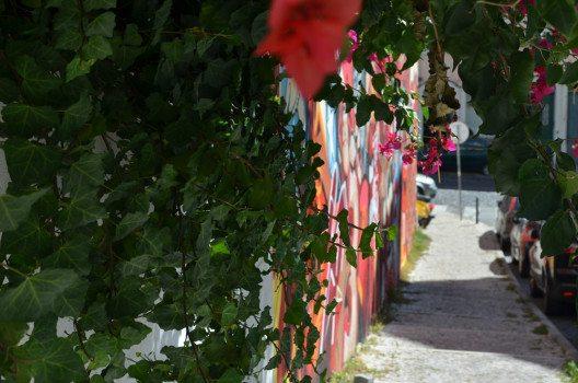 Bunt und kreativ: Die neue Szene in Lissabon. (Bild: © Julia Schattauer / bezirzt.de)