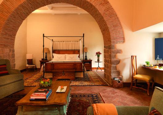 Palacio Nazarenas by Orient-Express, Cusco, Peru. (Bild: © Belmond)