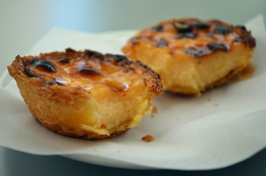 Unbedingt probieren: Pasteis de Nata. (Bild: © Julia Schattauer / bezirzt.de)