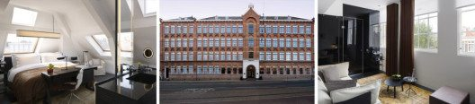 Sir Albert Hotel, Amsterdam, Niederlande. (Bild: Design Hotels (TM))