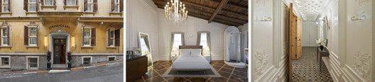 The House Hotel Galatasaray, Istanbul, Türkei. (Bild: Design Hotels (TM))