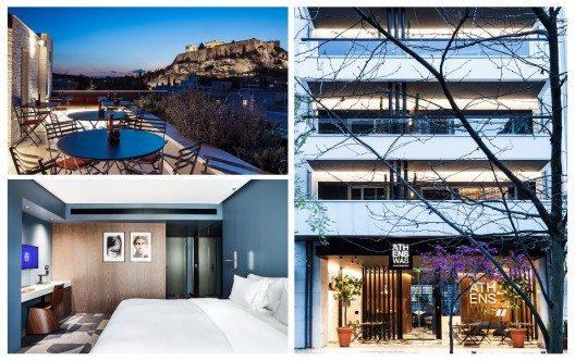 Einer der beliebtesten Aussichtspunkte der Stadt. (Bild: © Design Hotels™)
